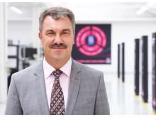 Heinz-Josef Schmitz, chef for produktion af koblingsudstyr og teknisk service hos Blumenbecker Group.