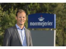 Anders Fredriksson, vd, Norrmejerier