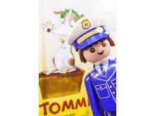 Spiele-App 'PLAYMOBIL Polizei'  beim TOMMI Award 2016 prämiert
