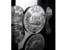 Pistrucci Waterloo Medal Reverse