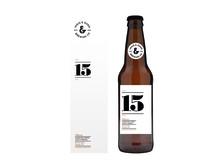 Innis & Gunn - Fifteen - Celebrating fifteen years in brewing