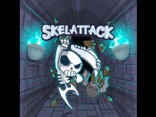 Skelattack Key Art