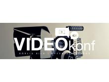 VIDEOkonf 2017 - Banner