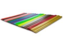 3DOODLER plast i forskellige farver