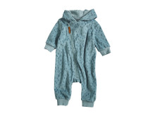 Hug fleece overall