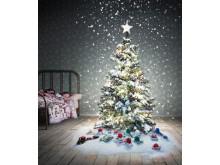 Ensam julgran