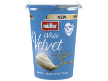 Müller White Velvet Light