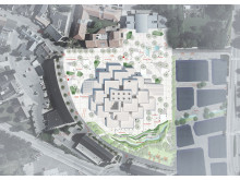 Nye pladser i Billund - Situationsplan