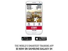 Polar Beat - Nu kompatibel med Samsung Galaxy S4