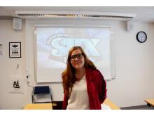 Helena Gard, projektledare på Västerbottens läns landsting