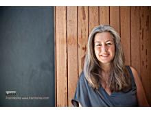 """Miljörörelsens """"rockstjärna"""" Earth lawyer Polly Higgins"""