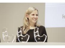 Dr. Sarah Müller, Geschäftsführerin der kununu GmbH