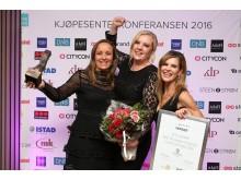 2016 Vinner av Årets Gyldne Idé, kampanje_Gulskogen Storsenter