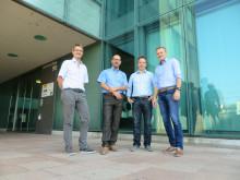Dr Josef Janssen og Powel Smart Energy ansatte