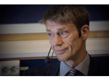 Per Thunqvist, specialist inom barn- och ungdomsallergologi vid Karolinska Institutet.