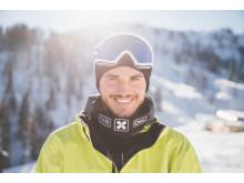 Torgeir Bergrem er OL-klar. Foto: Process Films / Snowboardforbundet