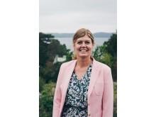 Sandra Stene, verksamhetsstrateg Räddningsmissionen