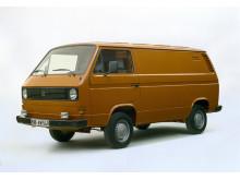 Transporter T3 1979