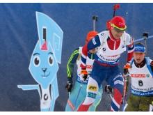 Ole Einar jaktstart, VM i Holmenkollen 2016