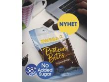 Swebar Protein Bites - 38% protein och 100% god smak!