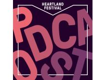 Heartland Podcast logo