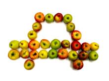 Äppelbil