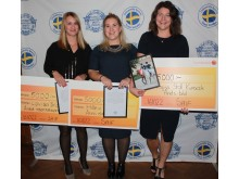 Vinnare av årets internationella pris, årets eldsjäl, årets bild 2016