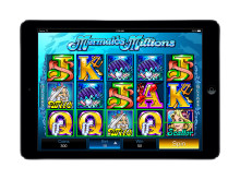 Mermaids Millions Slot Game at LuckyWinSlots.com