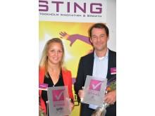 Nu lyfter STINGs cleantechbolag Entrans och Ignitia