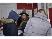Halloween på Mothsgården