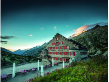 Alpinhotel Grimsel Hospiz © David Birri