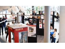Telefonkios utstilling