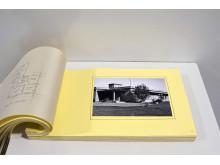 Nasrin Tabatabai & Babak Afrassiabi / Pages, Hus Abadan, Två arkiv, 2011, text och fotografier