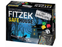 Sebastian Fitzek Safehouse - Das Würfelspiel  - Cover