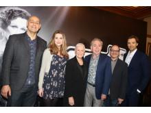Fred Johanson, Shioban Dillon, Glenn Close, Andrew Lloyd Webber, Lonny Price och Michael Xavier