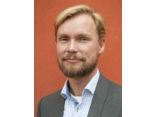 Magnus Edin, projektledare kyrkovalet 2013