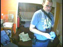 Web cam 1