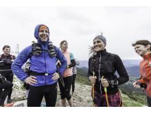 Die Teilnehmer erhalten auf ihren Touren Tipps zur richtigen Technik von Trailmaster Kerstin Schneehage.