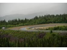 Verdens smukkeste rute – den norske kyststrækning i Ford GT
