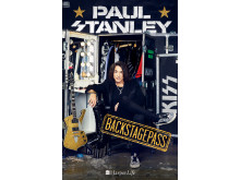 Backstagepass - Paul Stanley