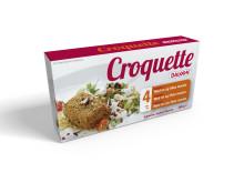 Croquette med ris og tikka masala