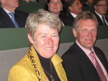 Kyra Kyrklund och Jan Jönsson presenterades idag vid en ceremoni som Sveriges första adjungerade professorer i ridkonst