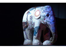 Elephant Parade Luxemburg: Finale event raises 305,000 Euros for The Asian Elephant Foundation.