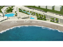 Det nye OBC er et oplagt valg for de stadig flere, der vælger en ferie med Swim Out - altså direkte adgang til poolen fra ens lejlighed.