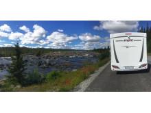 Gone Camping - längs Vildmarksvägen