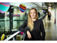 Sine Smith-Jensen. Director of Commercial Management hos Telia