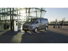 Plug in Hybrid Tourneo Custom 2019