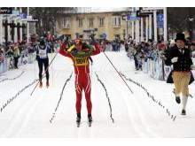 Vasaloppets torsdagsintervju: Sandra Hansson, segrare i Vasaloppet de två senaste åren