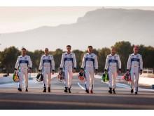 A Ford Chip Ganassi Racing bemutatta a Ford GT versenyzőit. négyen állnak rajthoz az IMSA WeatherTech SportsCar Bajnokságon