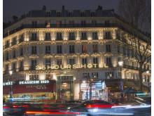 Fasad 25hours Hotel Terminus Nord Paris